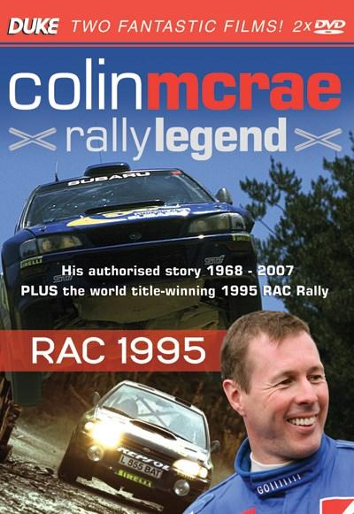 Colin McRae Rally Legend & RAC Rally 1995 (2 Disc) DVD