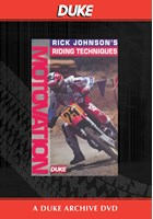 Motovation Rick Johnson's Riding Techniques Duke Archive DVD