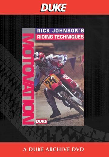 Motovation Rick Johnson's Riding Techniques Duke Archive DVD - click to enlarge