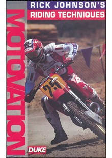 Motovation Rick Johnson's Riding Techniques Download