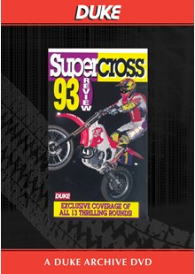 AMA Supercross Review 1993  Duke Archive DVD