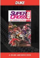AMA Supercross Review 1994 Duke Archive DVD