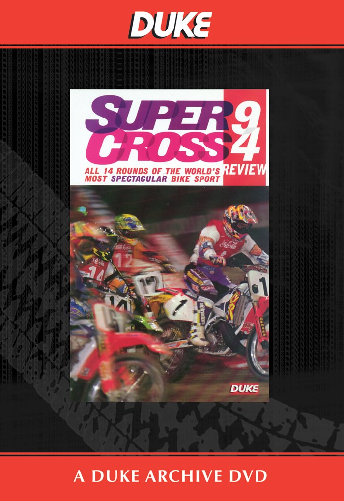AMA Supercross Review 1994 Download