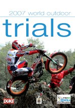 World Outdoor Trials 2007 Review NTSC DVD