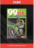 USA 125 Supercross Review 1999 Duke Archive DVD