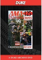 AMA 125cc USA Motocross '99