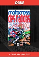 Motocross Des Nations 2000 Duke Archive DVD