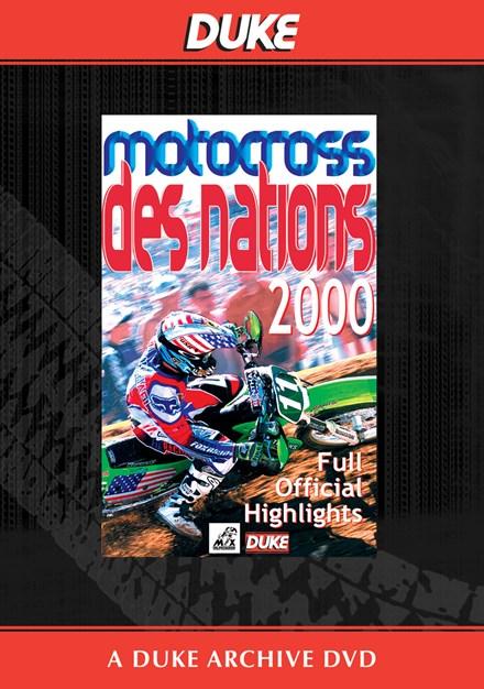 Motocross Des Nations 2000 Duke Archive DVD