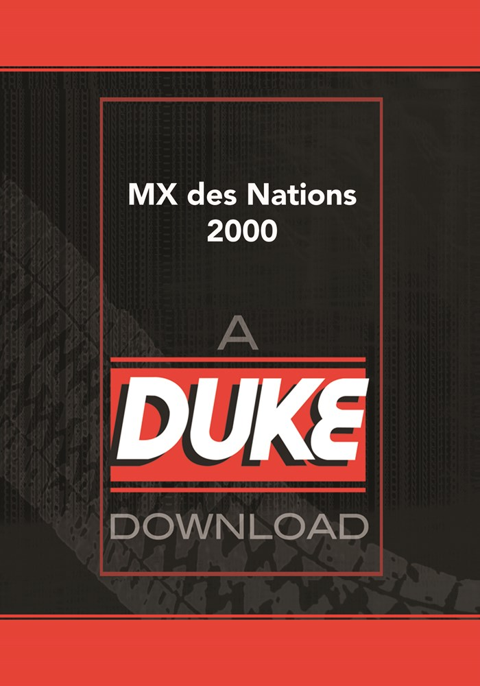 MX des Nations 2000 Download