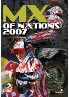 Motocross of Nations 2007 DVD