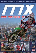 Motocross of Nations 2007 NTSC DVD