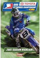 AMA Motocross Review 2007 DVD