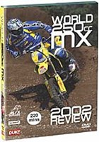 World 250 Motocross Review 2002 DVD