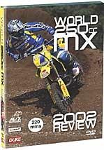 World 250 Motocross Review 2002 DVD