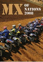 FIM Red Bull Motocross of Nations 2008 NTSC DVD