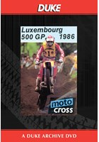 Motocross 500 GP 1986 - Luxembourg Duke Archive DVD