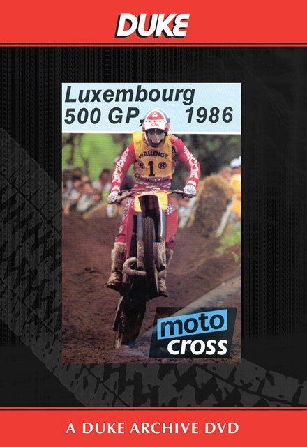 Motocross 500 GP 1986 - Luxembourg  Download