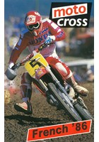 Motocross 500 GP 1986 - France Duke Archive DVD