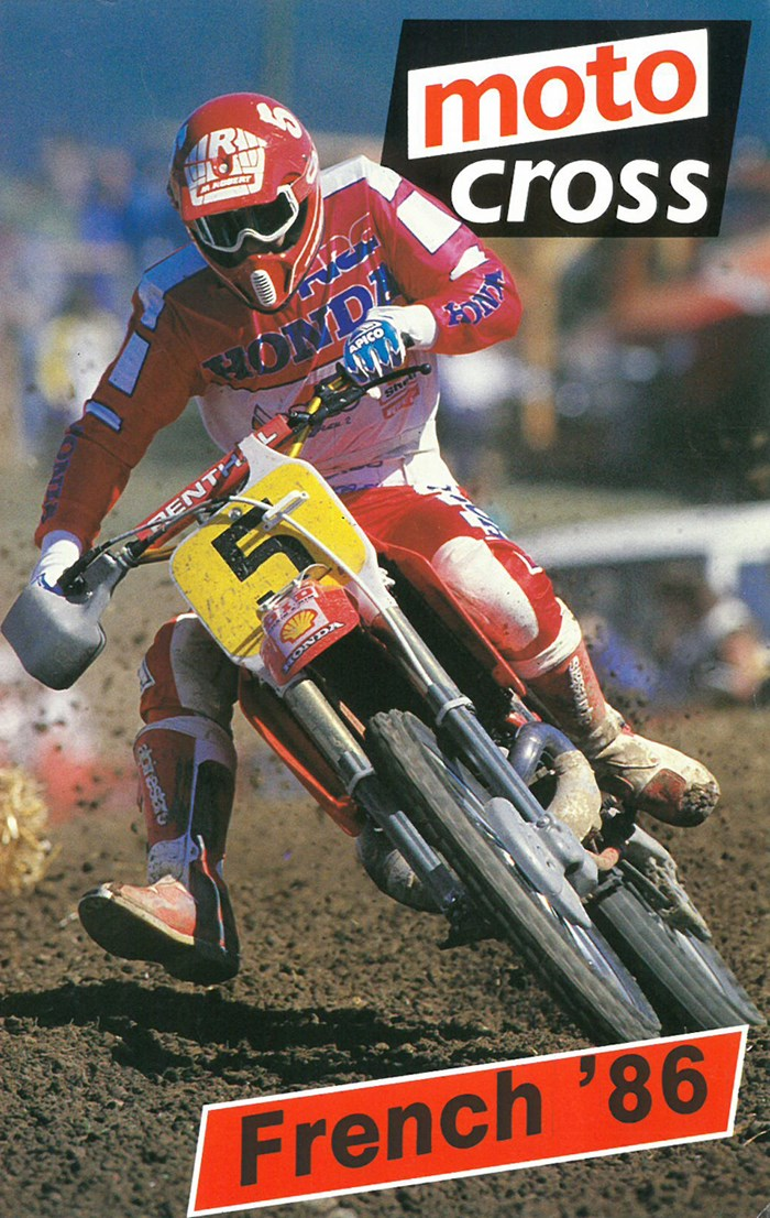 Motocross 500 GP 1986 - France Download