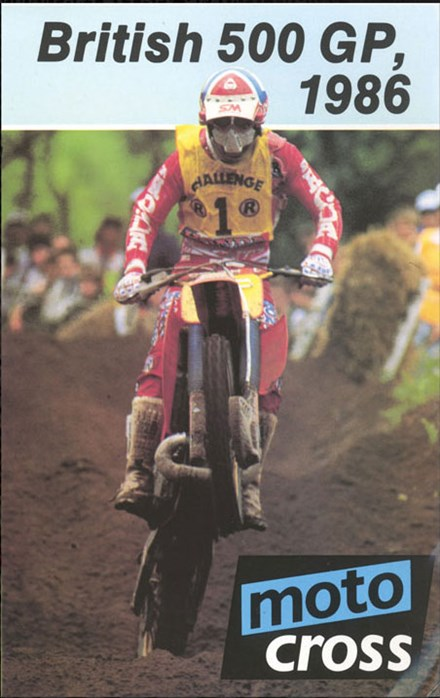 Motocross 500 GP 1986 - Britain Download