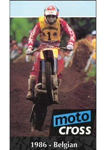Motocross 1986 Belgium 500 Grand Prix Download