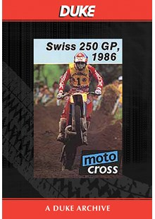 Motocross 1986 Switzerland 250 Grand Prix Download