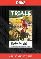 World Trials 1986 - British Round Duke Archive DVD