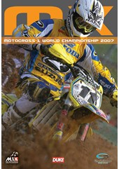 World Motocross Review 2007 NTSC DVD