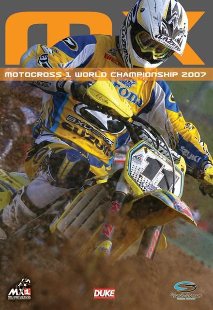 World Motocross Review 2007 NTSC DVD