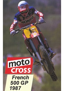 Motocross 500 GP 1987 - France Duke Archive DVD
