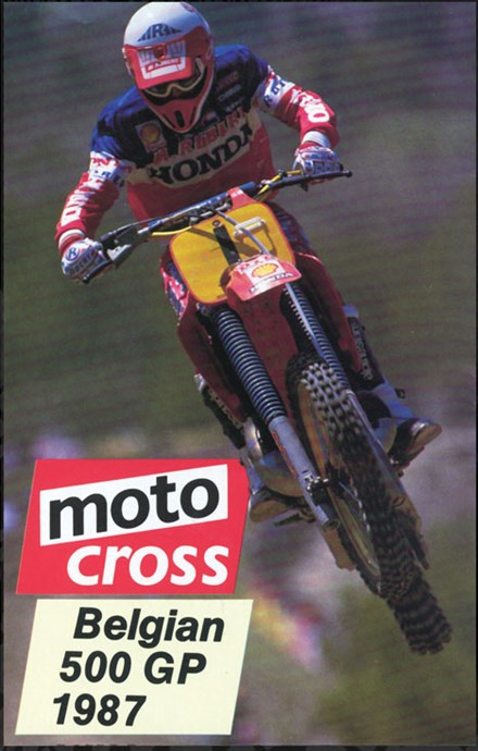 Motocross 500 GP 1987 Belgium Download