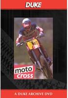 Motocross 500 GP 1987 - Switzerland Duke Archive DVD