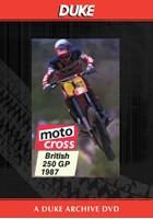 Motocross 250 GP 1987 - Britain Duke Archive DVD