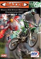 British MX Championship Review 2007 DVD