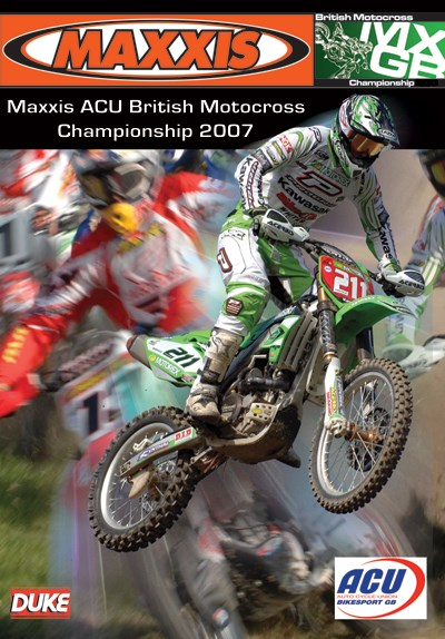 British MX Championship Review 2007 DVD