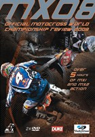 World MX Championship Review 2008 DVD