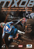 World MX Championship 2008  Review  NTSC (2 Disc) DVD