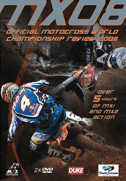 World MX Championship 2008  Review  NTSC (2 Disc) DVD