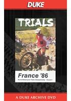 World Trials 86-France Duke Archive DVD