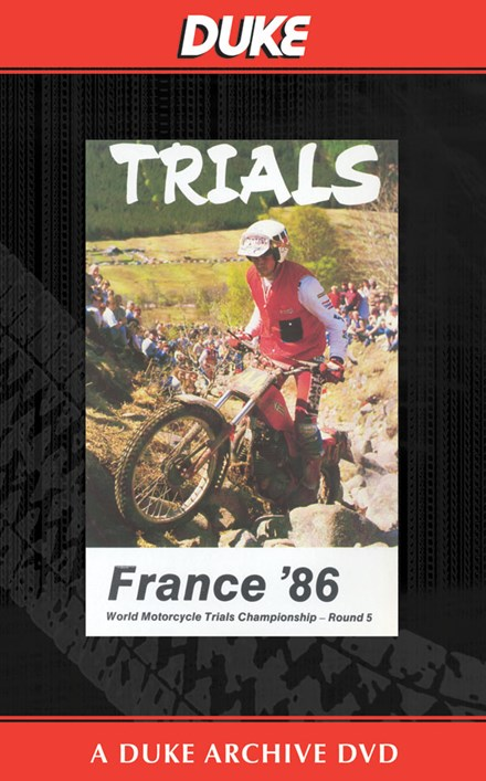World Trials 86-France Duke Archive DVD