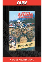 World Trials 87-Britain Duke Archive DVD