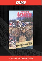 World Trials 87-Belgium Duke Archive DVD