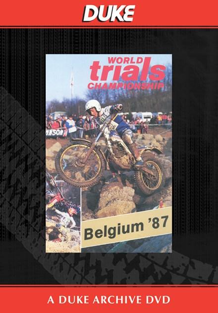 World Trials 1987-Belgium Duke Archive DVD