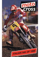 Motocross 500 GP 1988 - Italy Duke Archive DVD