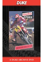 Motocross 500 GP 1988 - Britain Duke Archive DVD