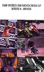 Motocross 500 GP 1988 - Britain Download