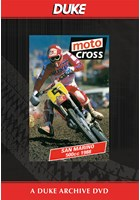 Motocross 500 GP 1988 - San Marino Duke Archive DVD