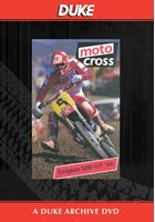 Motocross 500 GP 1988 - Belgium Duke Archive DVD