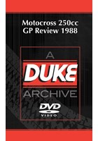 Motocross 250 GP 1988 - Britain Duke Archive DVD