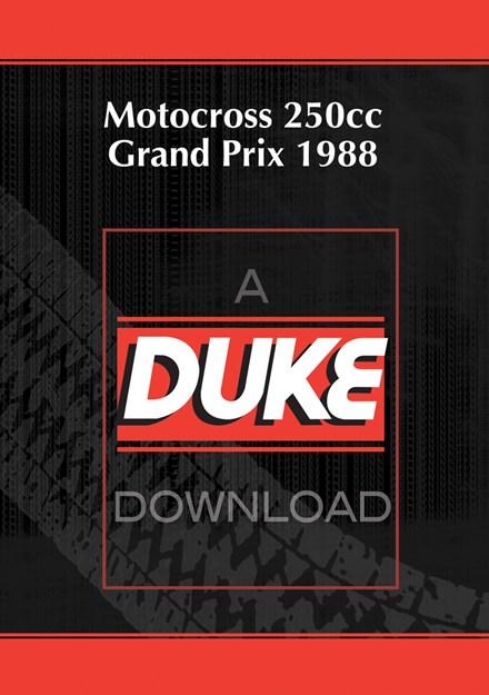 Motocross 250 GP 1988 Download